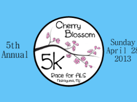 21s Annual Cherry Blossom Craft Festival and 5K Race for Amyotrophic Lateral Sclerosis