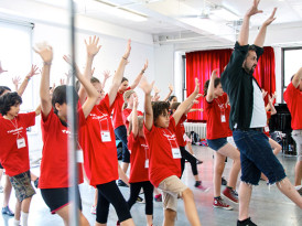 New York City Broadway Boot Camp for Kids  12 – 16 Years Old Comes to the Albany JCC