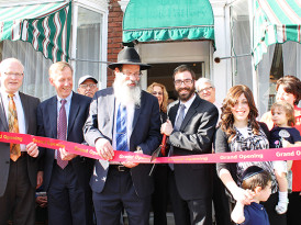 Bethlehem Chabad Opens New Location
