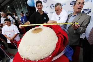 World's Largest Matzo Ball Competition: More than just a cooked mass of unrecognized ingredients