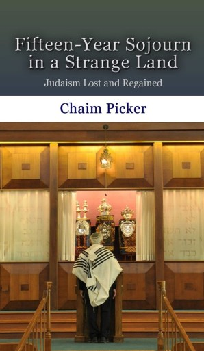 Cantor Chaim Picker publishes final book in series