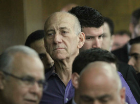 The verdict on Ehud Olmert: Another sad day in Israel