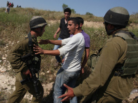 Rioting settlers, Israeli security forces clash in West Bank
