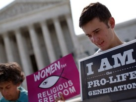 Jewish groups offer concerns on lifting of abortion clinic buffer