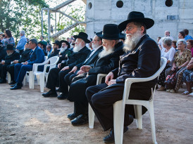 Russian Jewish Community Commemorates Sevastopol Massacre of Jews