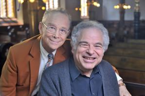 Perlman joins Cantor Helfgot for TV special