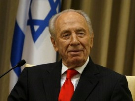 60 years of Shimon Peres