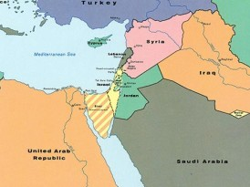 Facing Islamist threats, Arab nations tilt toward Israel