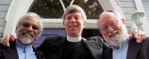 Interfaith Amigos: Three clergymen to focuson faith and healing in a pluralistic society