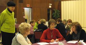 Beth Israel Sisterhood reviews 'A Bintel Brief'; considers dilemmas of a different time