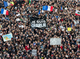 In Paris: France marched 'for Charlie, not for the Jews'