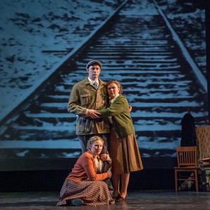 Russell Sage Slates Anne Frank Play