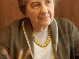 Golda Meir theme on tap for Joint Rosh Hodesh Women's Program