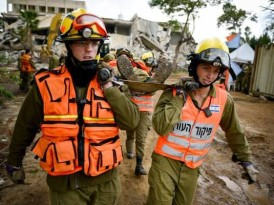 Where is the Jewish aid to Nepal going?