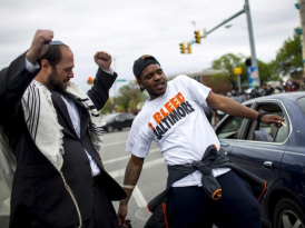 43 thousand Jews live in Baltimore: Are they, will they be all right?