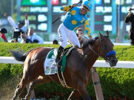 Seven things about Triple Crown winner American Pharoah — and his Jewish owner