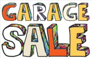 Chatham Synagogue lists yard sale