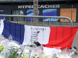 In France, fear and defiance mix six months after kosher market attack