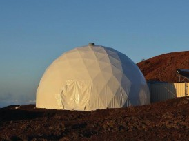 A Jewish woman ready to live on Mars ?