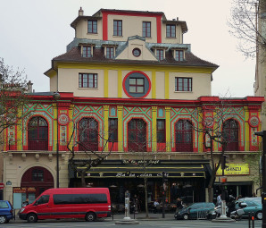 Before terror, Paris' Bataclan theater threatened for pro-Israel events