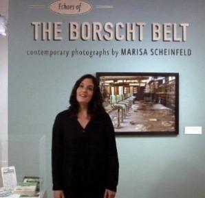 Photography exhibition: Echoes of the Borscht Belt