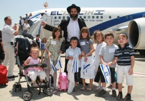 French-Israelis, reeling from attacks, relieved to be in Israel