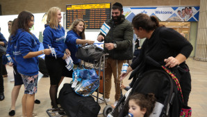 International Fellowship of Christians and Jews helping French Jews make aliyah