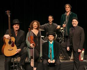 Grammy-winning Klezmatics to perform at The Egg on Sunday, Nov. 22, at 2 p.m.
