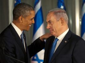 DC Report: Netanyahu, Obama meet: President gives Netanyahu gift?