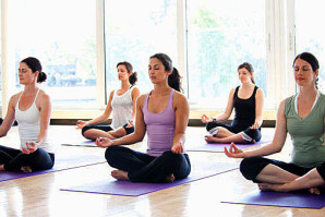 Monthly yoga offered at Beth Emeth on Sundays
