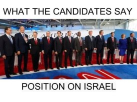 DC Report: How does Israel figure in 2016 presidential campaigns?