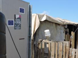 Humanitarian aid or political meddling? Israel, EU clash over Palestinian buildings