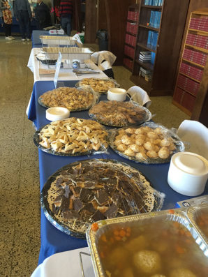 Scenes from the great nosh! Temple Gates of Heaven holds annual Jewish food festival