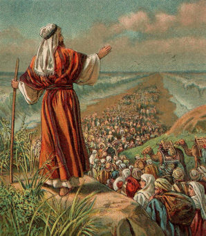 Passover: We were slaves in Egypt and now we are free…