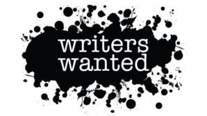 Writers needed!