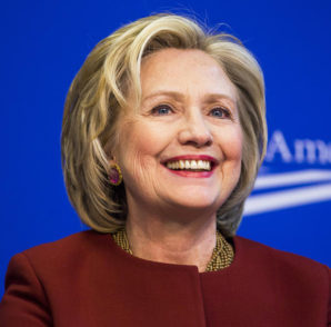 Roles that could define Hillary Clinton's relations with the Jews