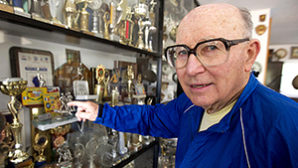 At 80, a Munich Olympics and Holocaust survivor continues to compete