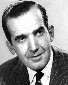For journalists covering Trump, a Murrow moment