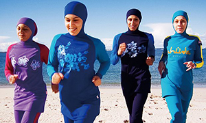 Burkini ban is great for business, asserts Israeli-French maker of modest swimsuits
