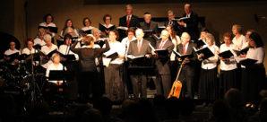 Ne'imah Jewish Community Chorus to begin 25th season: All singers welcome