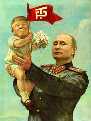 Putin aid in election casts another shadow on Trump…