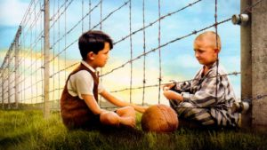 A Jewish boy and a German boy attempt a friendship during the Holocaust.
