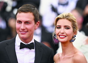 Jared and Ivanka do their own thing as observant Jews. And that's normal.