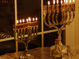 Why I light my menorah in the window — and you should, too