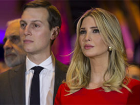 Jared Kushner, Ivanka Trump already face the halacha police…