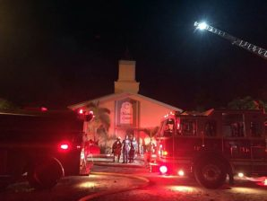 Jewish ex-con gets 30 years for torching mosque linked to Orlando nightclub shooter