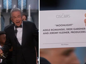 'Moonlight' named best picture at Academy Awards after 'La La Land' mix-up: Jewish connections