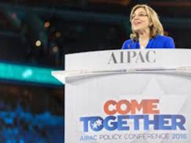 Not everyone got the memo—three times AIPAC speakers weren't so bipartisan this year