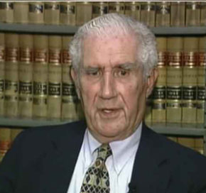 Sol Greenberg, longtime Albany County district attorney dies at 95