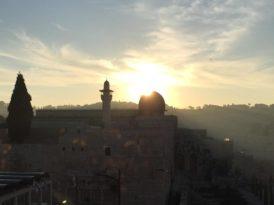 Rabbi Shmuley: We Do Not Forget — President Trump Promised Jerusalem